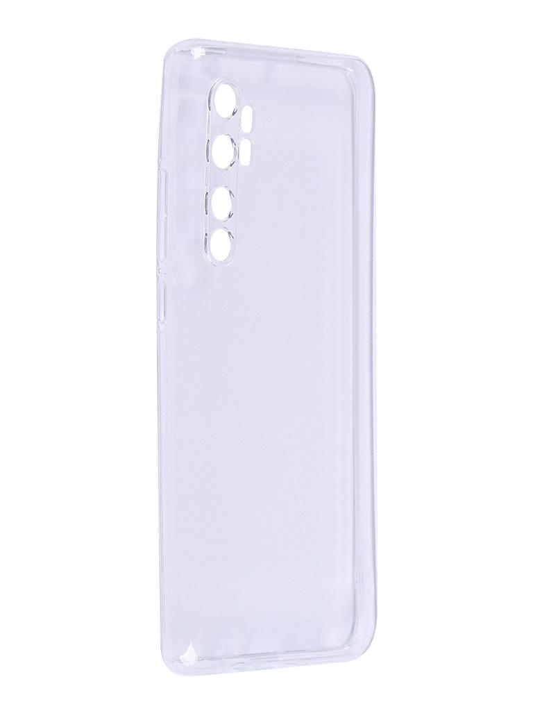 Чехол DF для Xiaomi Mi Note 10 Lite Silicone Super Slim xiCase-54