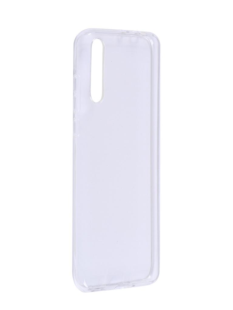 Чехол DF для Huawei Y8p Silicone Super Slim hwCase-95