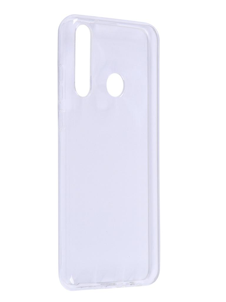 Чехол DF для Huawei Y6p Silicone Super Slim hwCase-94
