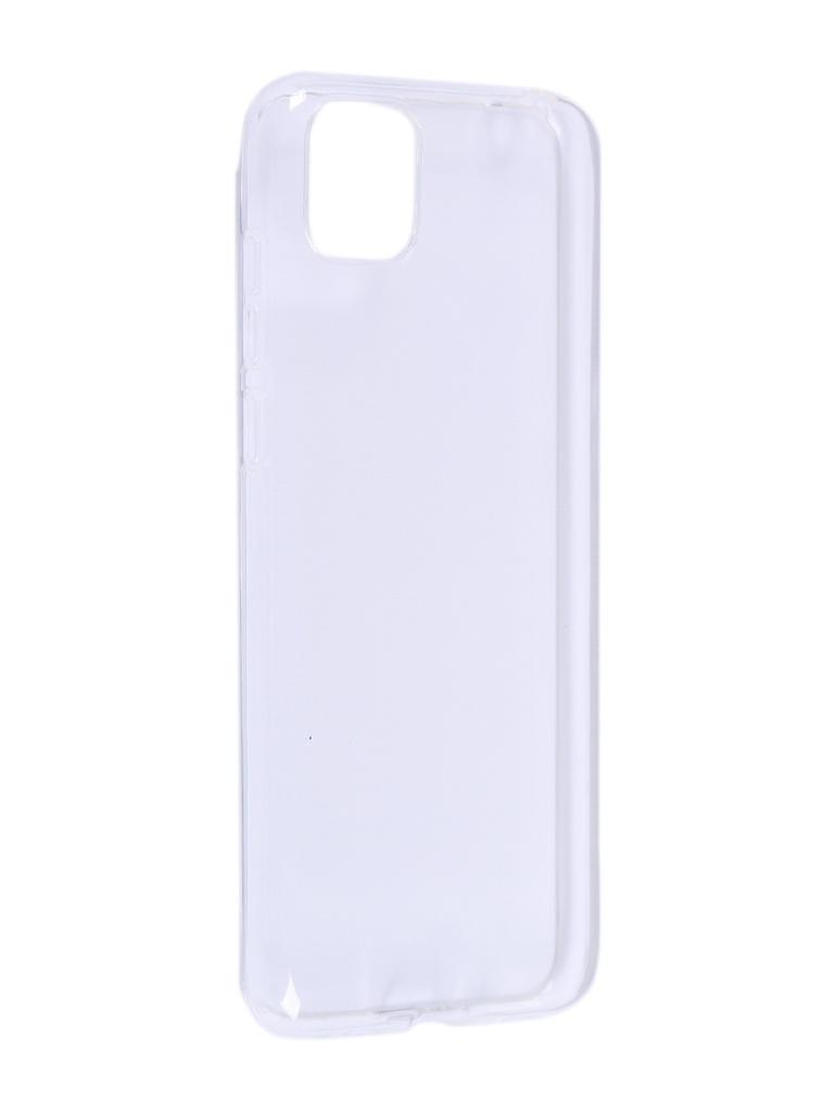 Чехол DF для Honor 9S/Huawei Y5p Silicone Super Slim hwCase-93 чехол силиконовый супертонкий df hwcase 20 для huawei y560