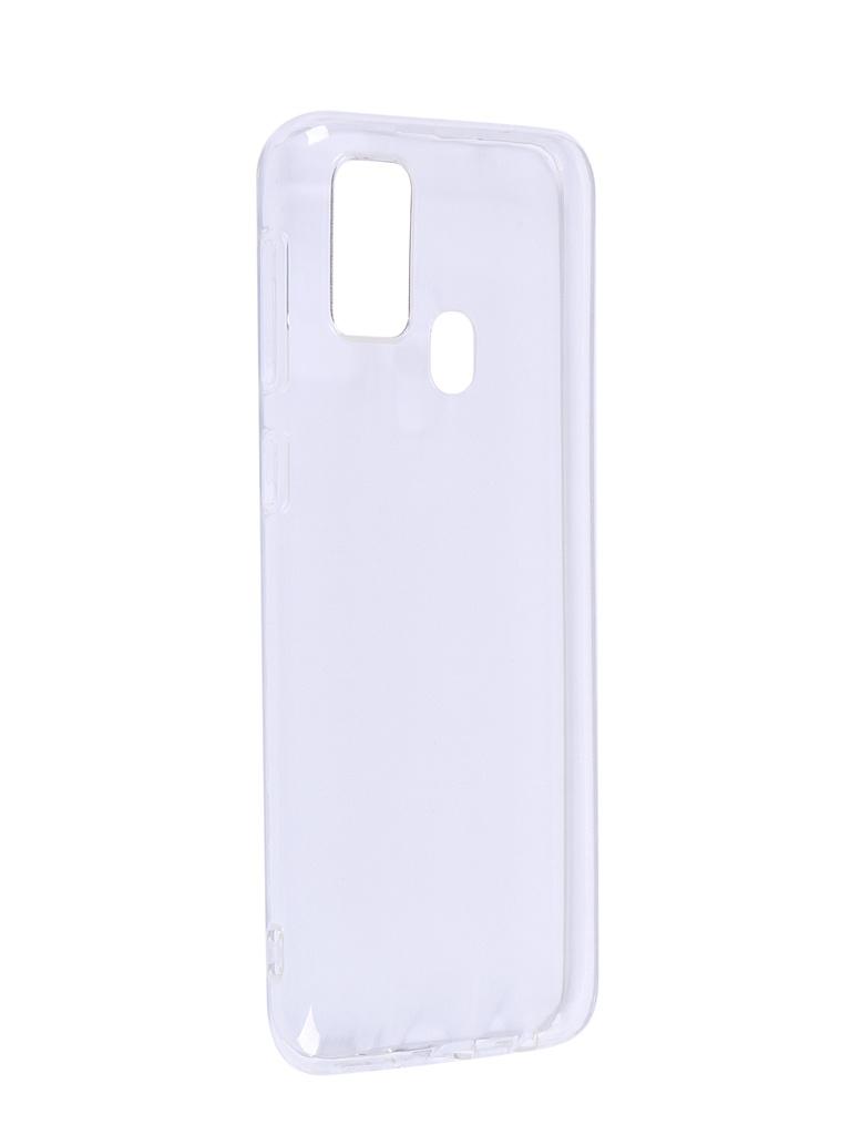 Чехол DF для Samsung Galaxy M31 Silicone Super Slim sCase-100