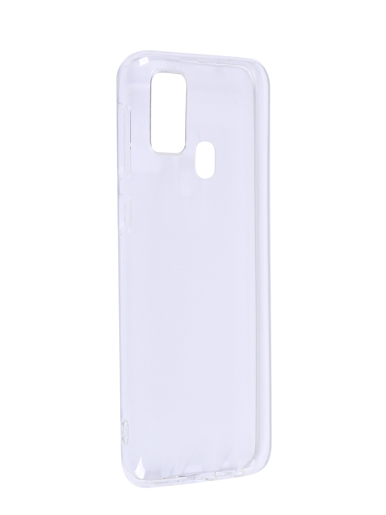 Чехол DF для Samsung Galaxy M31 Silicone Super Slim sCase-100 недорого
