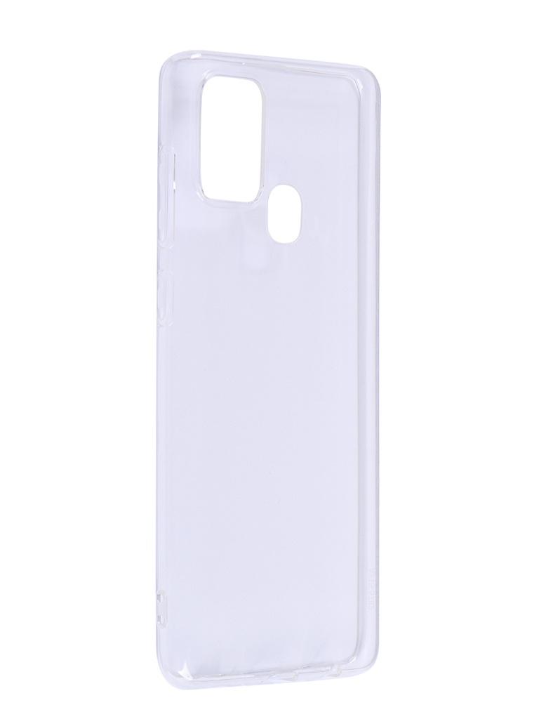 Чехол DF для Samsung Galaxy A21s Silicone Super Slim sCase-99