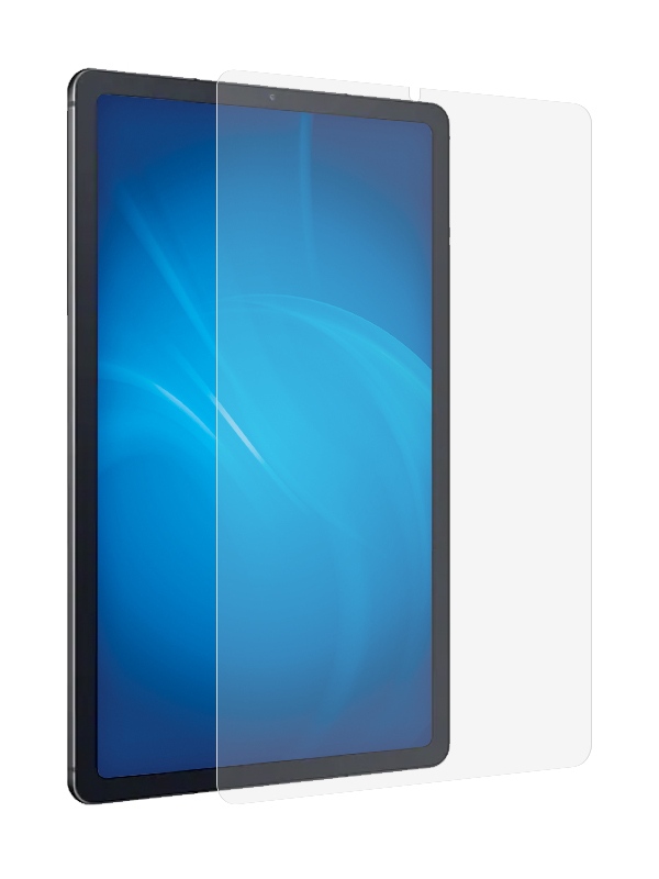 Закаленное стекло DF для Samsung Galaxy Tab S6 Lite sSteel-75