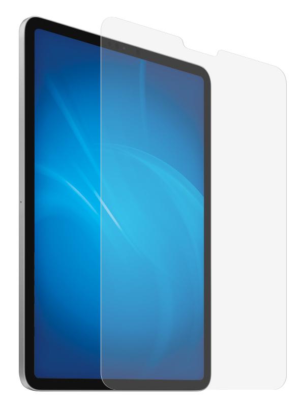 Закаленное стекло DF для APPLE iPad Pro 11 (2018, 2020) iSteel-22