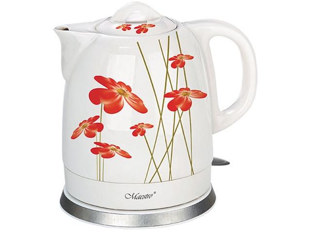 Чайник Maestro MR-066 Red Flowers