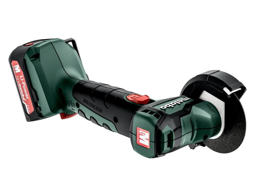 Шлифовальная машина Metabo PowerMaxx CC 12 BL 600348500 В 76 мм