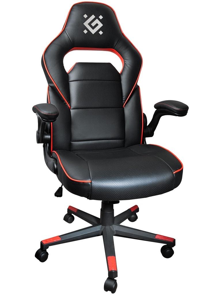 Компьютерное кресло Defender Corsair CL-361 Black-Red 64360