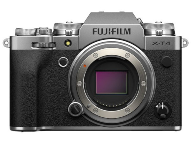 Фото - Фотоаппарат Fujifilm X-T4 Body Silver angro x 14