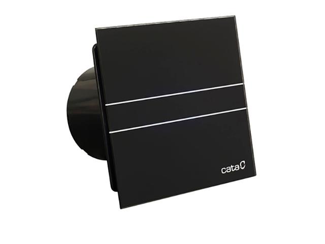 Вытяжной вентилятор Cata E-100 G Black