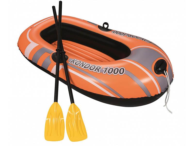 Лодка BestWay Hydro-Force Raft 155х93cm 61078