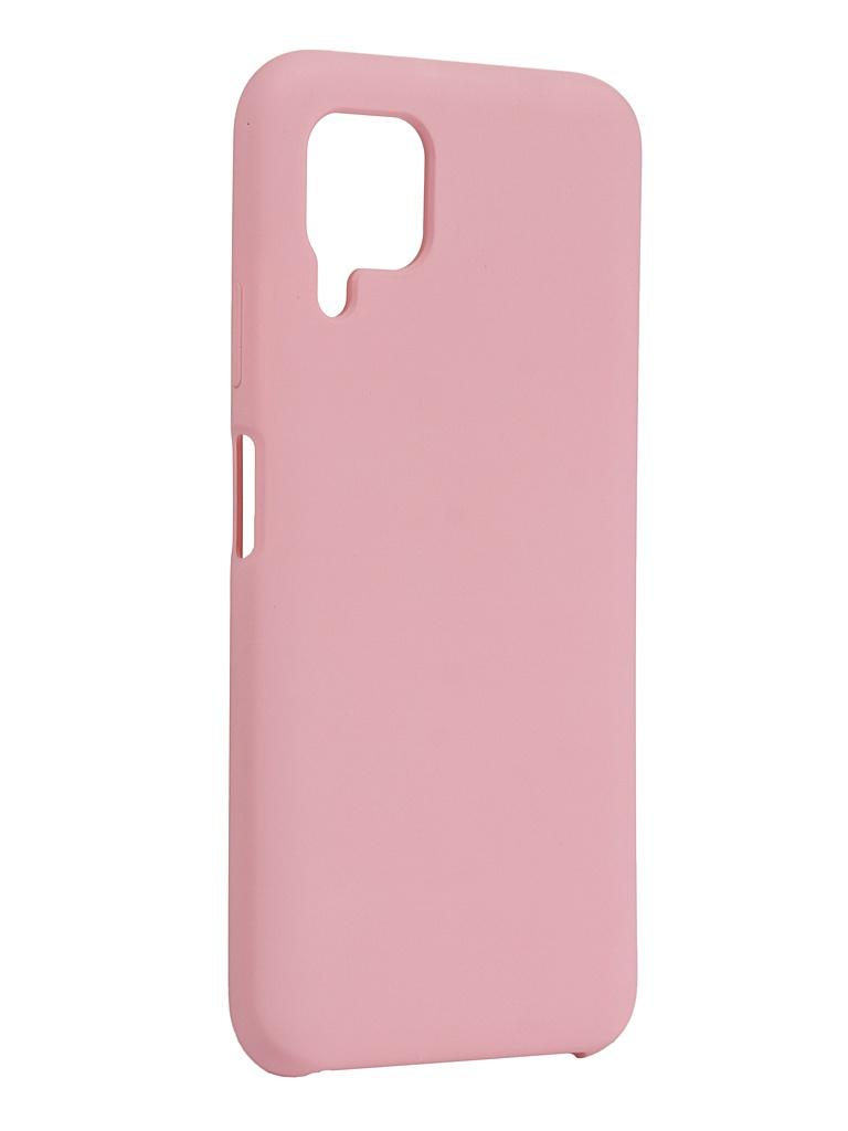 Чехол Innovation для Huawei P40 Lite Silicone Cover Pink 17100
