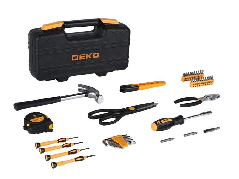Набор инструмента Deko DKMT41 41 предмет 065-0750