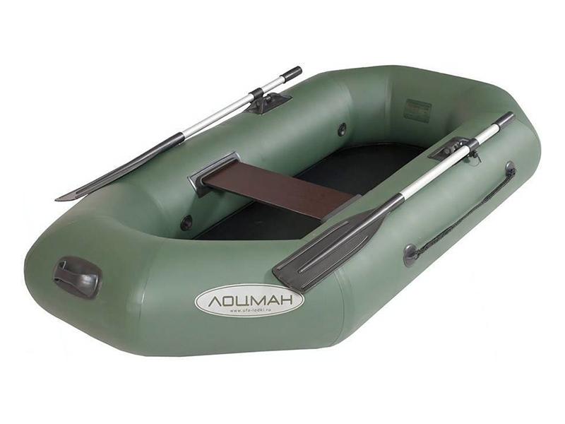 Лодка Лоцман С-200 Green