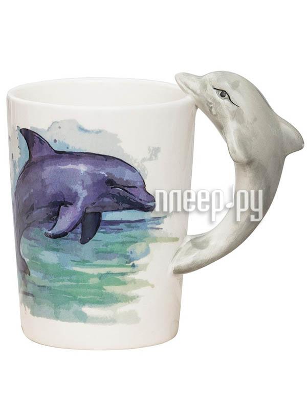 Кружка Эврика Дельфин 99703