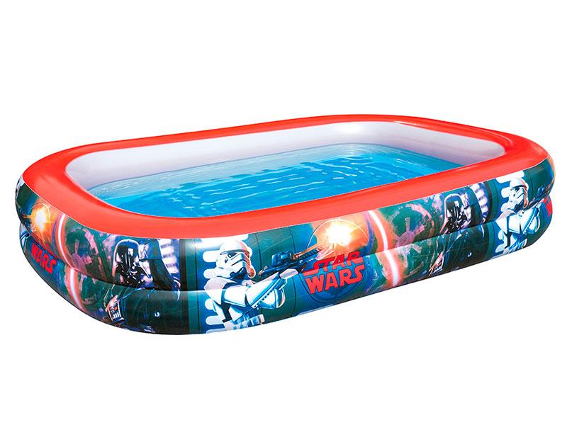 Детский бассейн BestWay 262x175x51cm StarWars 91207