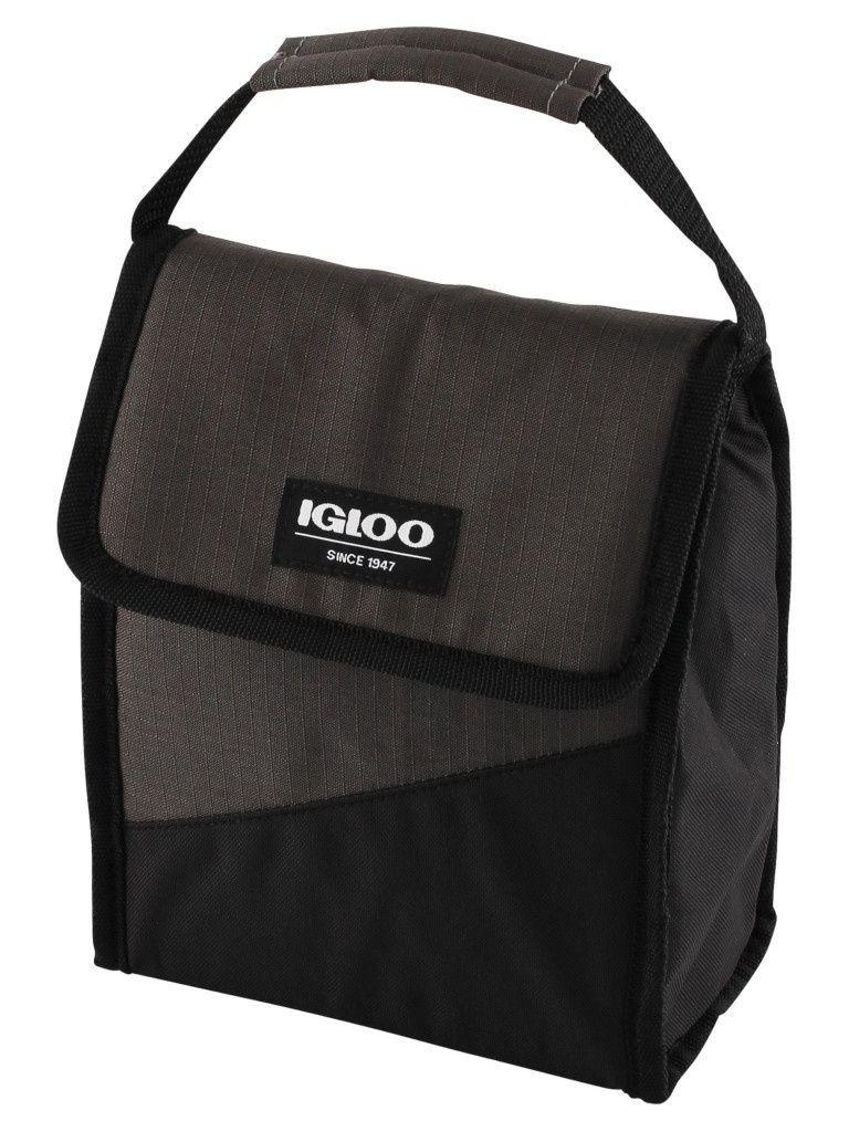 Термосумка Igloo Bag It Sport Grey 165157