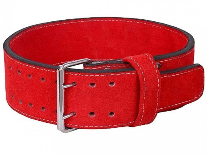 Пояс Harper Gym JE 2633-R Leather XXS Red 361 327