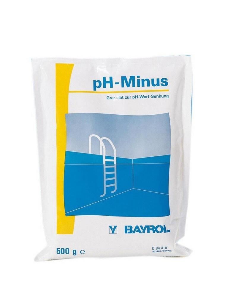 Порошок Bayrol pH minus 0.5kg 4594412
