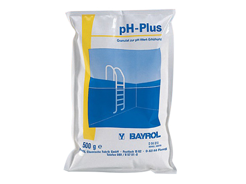 Порошок Bayrol pH plus 0.5kg 4594812