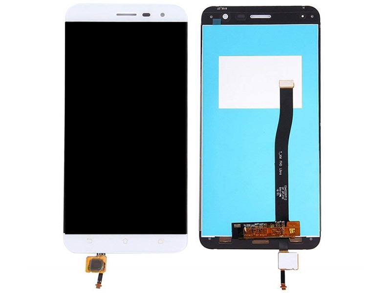 цена на Дисплей RocknParts для ASUS ZenFone 3 ZE552KL в сборе с тачскрином White 745568