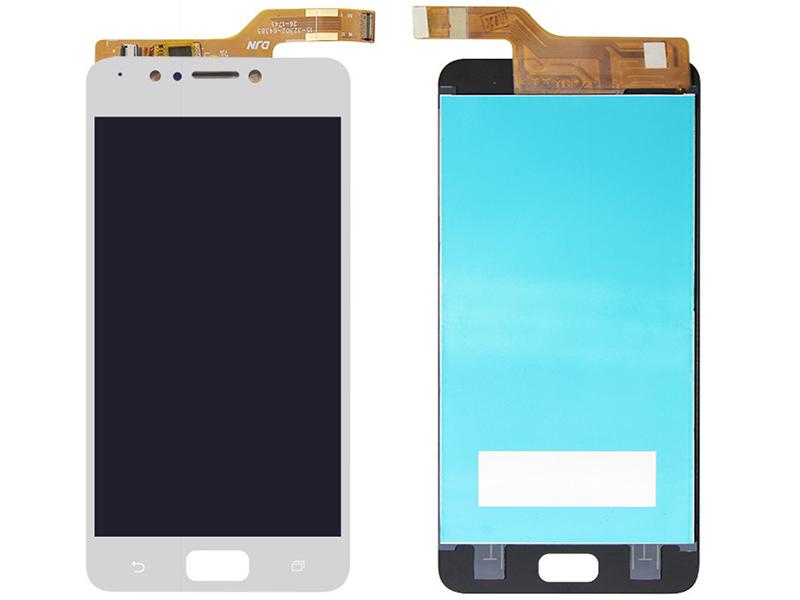 Дисплей RocknParts для ASUS ZenFone 4 Max ZC520KL в сборе с тачскрином White 745575 дисплей rocknparts для asus zenfone 3 ze552kl в сборе с тачскрином white 745568
