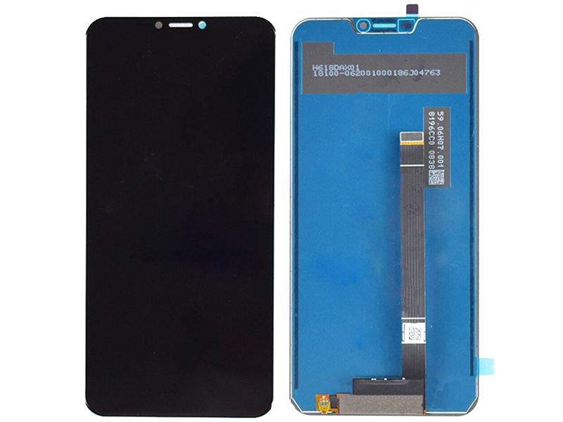 Дисплей RocknParts для ASUS ZenFone 5 ZE620KL/ZS620KL в сборе с тачскрином Black 745581