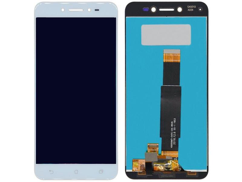 Фото - Дисплей RocknParts для ASUS ZenFone Live ZB501KL в сборе с тачскрином White 745595 дисплей zeepdeep premium для apple iphone 7 rp white в сборе с тачскрином 721270