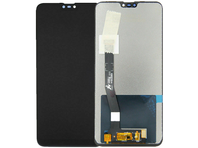Дисплей RocknParts для ASUS ZenFone Max Plus M2 / Shot ZB634KL в сборе с тачскрином Black 745600