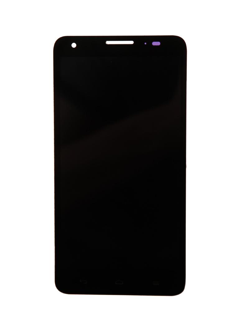 Фото - Дисплей RocknParts для Honor 3x в сборе с тачскрином Black 370759 дисплей rocknparts для xiaomi redmi note 8 в сборе с тачскрином black 727933