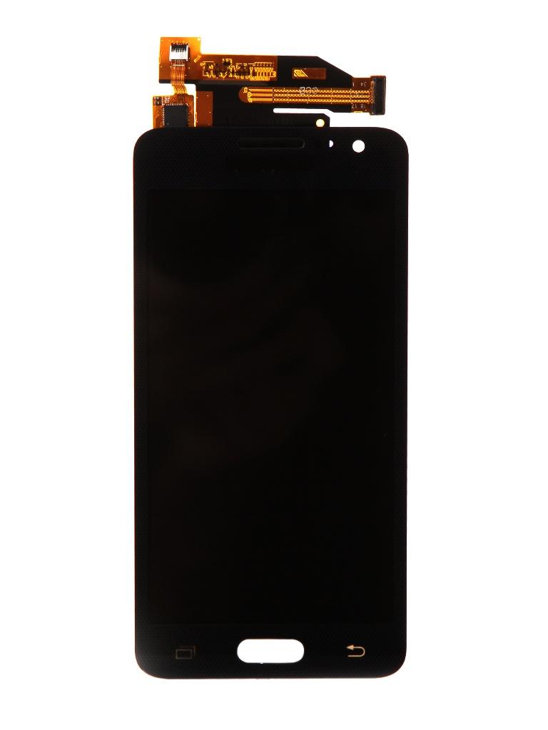 Дисплей RocknParts для Samsung Galaxy A3 SM-A300F (2015) TFT в сборе с тачскрином Black 713013