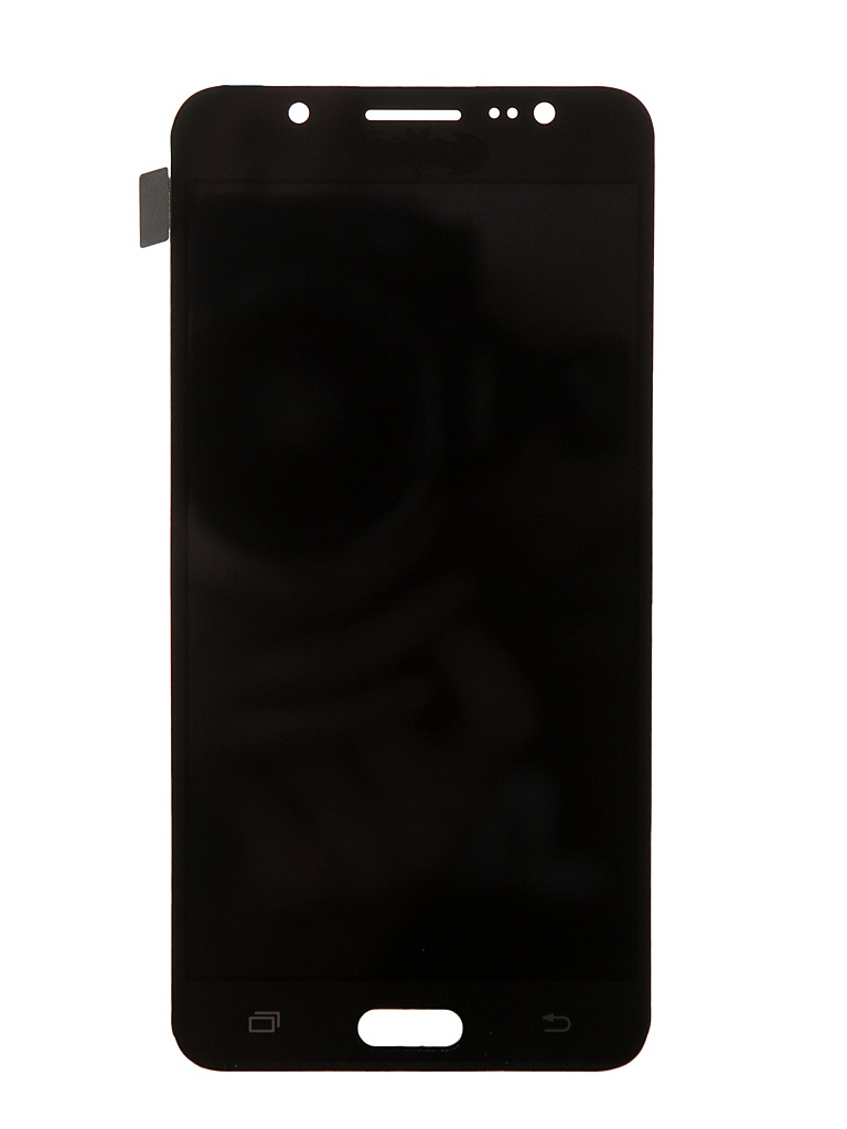 Дисплей RocknParts для Samsung Galaxy J5 SM-J510F/DS (2016) AAA в сборе с тачскрином Black 634395