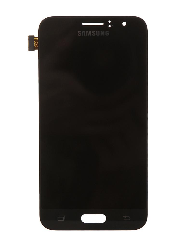 Дисплей RocknParts для Samsung Galaxy J1 SM-J120F (2016) Oled в сборе с тачскрином Black 743382