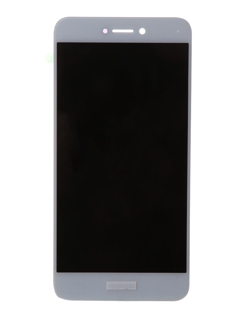 Дисплей RocknParts для Huawei P8 Lite 2017 в сборе с тачскрином White 548208