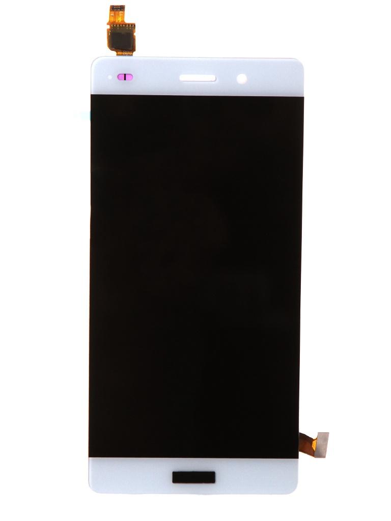 Дисплей RocknParts для Huawei P8 Lite в сборе с тачскрином White 441120