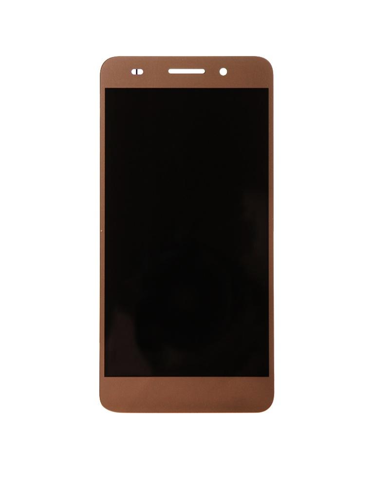 Дисплей RocknParts для Huawei Y6-2 в сборе с тачскрином Gold 548225