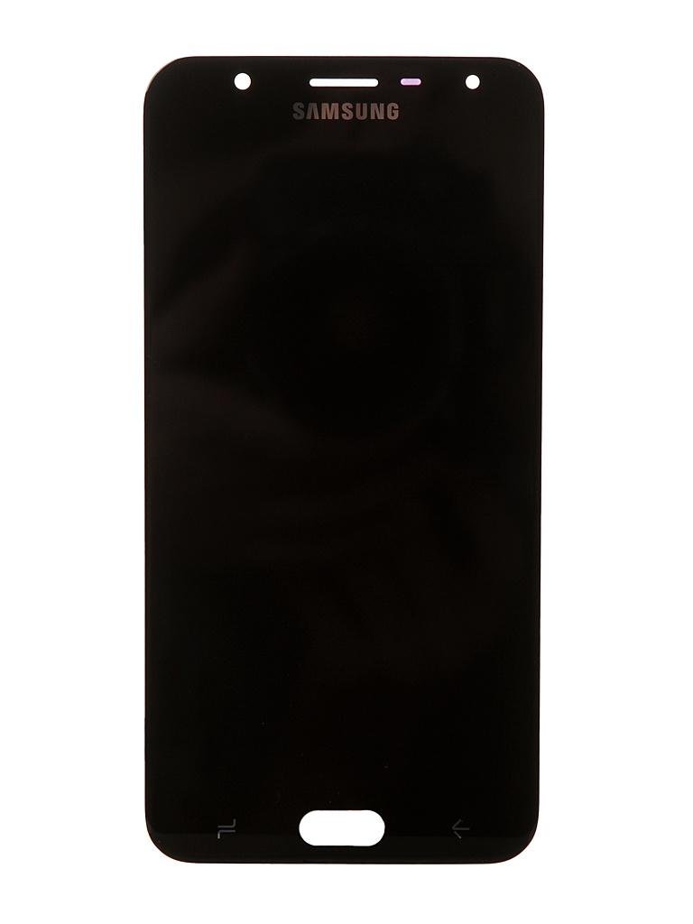 Дисплей RocknParts для Samsung Galaxy J7 Duo SM-J720F (2018) Oled в сборе с тачскрином Black 743391