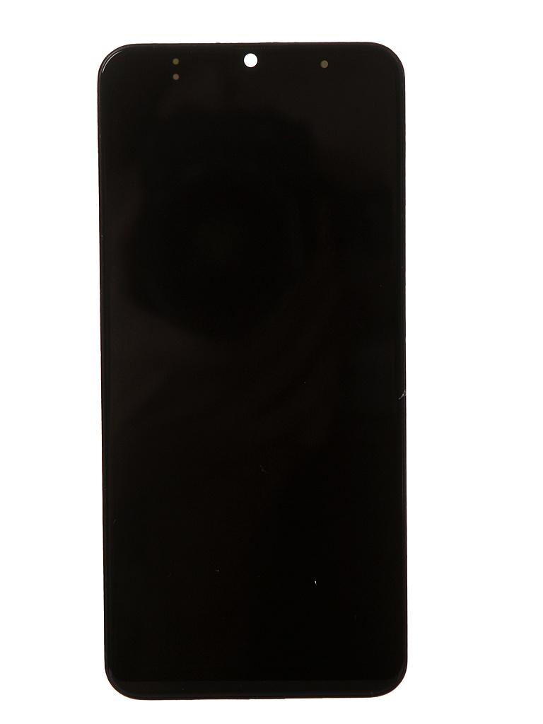 Дисплей RocknParts для Samsung Galaxy A30 SM-A305F в сборе с тачскрином и передней панелью Original Black 704060