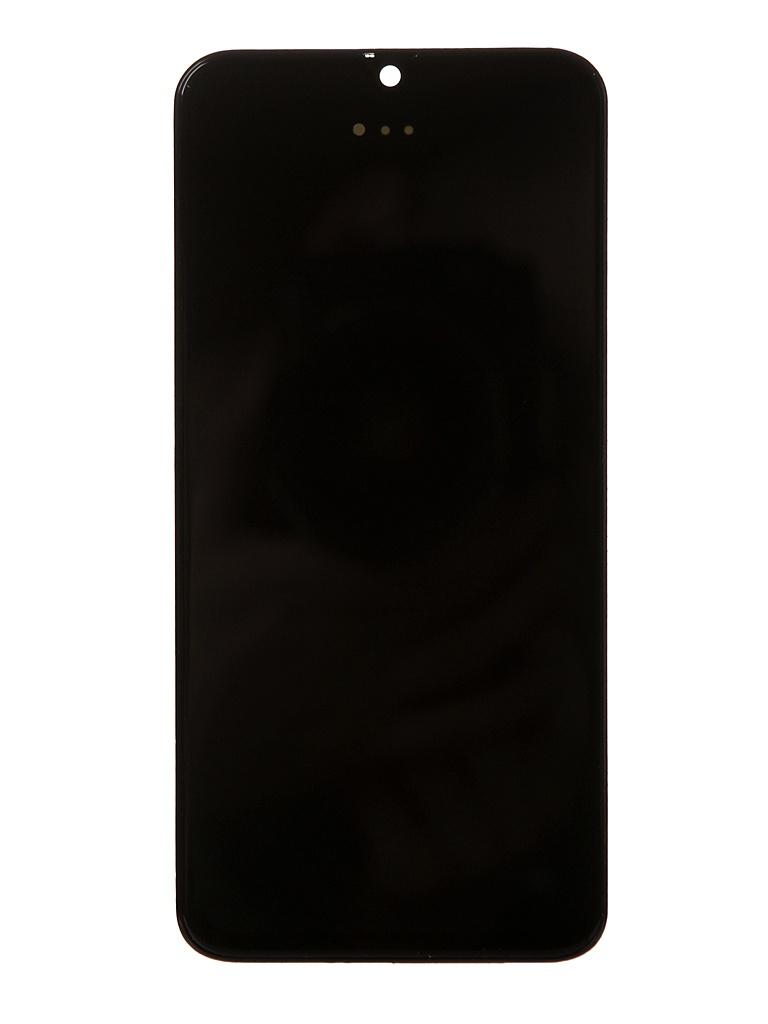 Дисплей RocknParts для Samsung Galaxy A40 SM-A405F в сборе с тачскрином и передней панелью Original Black 706860
