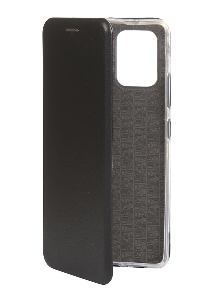 Чехол Zibelino для Samsung Galaxy S10 Lite G770 Book Black ZB-SAM-S10-LT-BLK