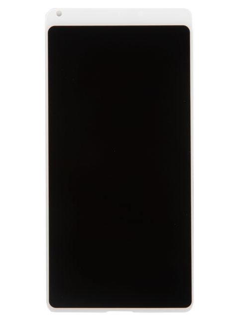 Дисплей RocknParts для Xiaomi Mix 2S в сборе с тачскрином White 642944