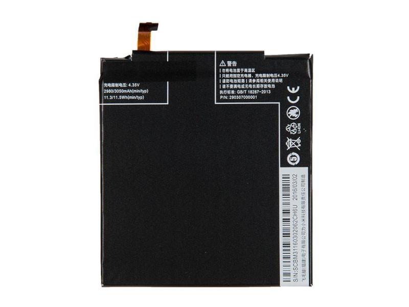 Аккумулятор RocknParts для Xiaomi Mi3 453622
