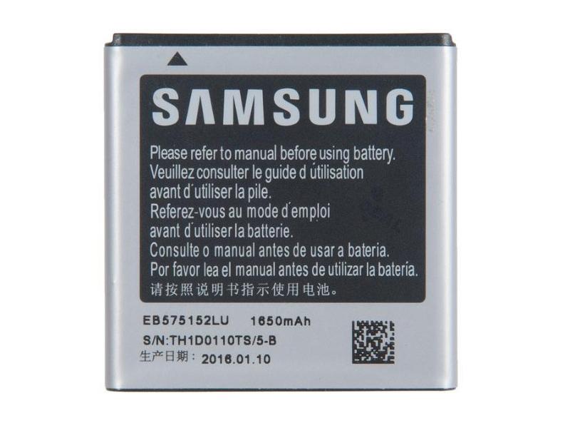 Аккумулятор RocknParts (схожий с EB575152LU) для Samsung Galaxy S GT-i9000 480801