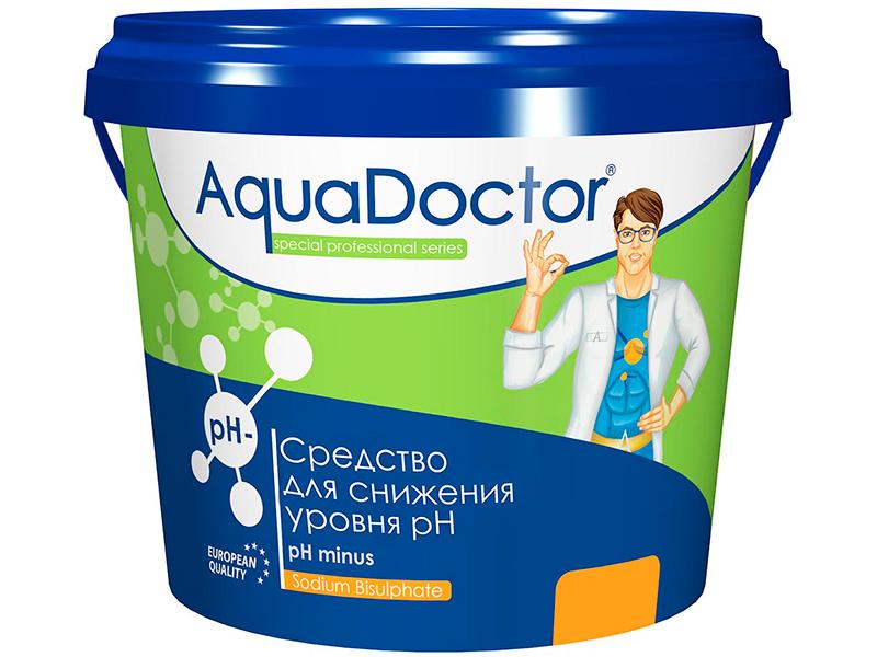 Гранулы AquaDoctor pH minus 1kg AQ16984