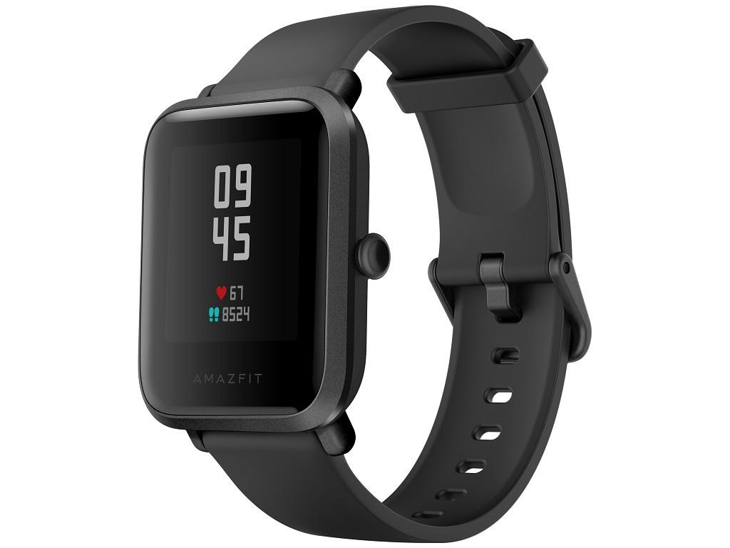 Умные часы Amazfit Bip S Carbon Black