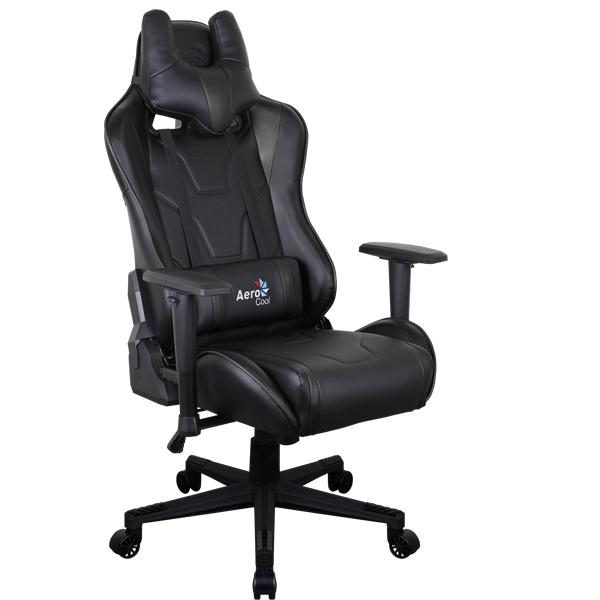 Компьютерное кресло AeroCool AC220 AIR-B Black 0516343 Выгодный набор + серт. 200Р!!! корпус aerocool xpredator x3 evil black edition