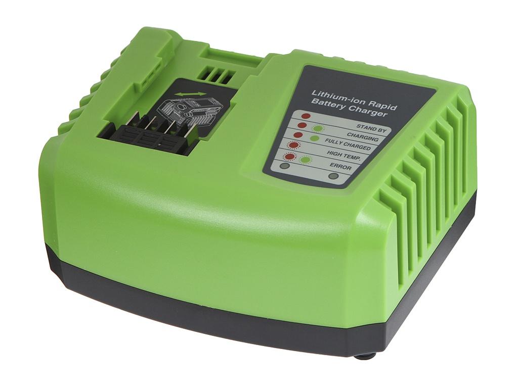Зарядное устройство Greenworks G40UC4 40V 2924107