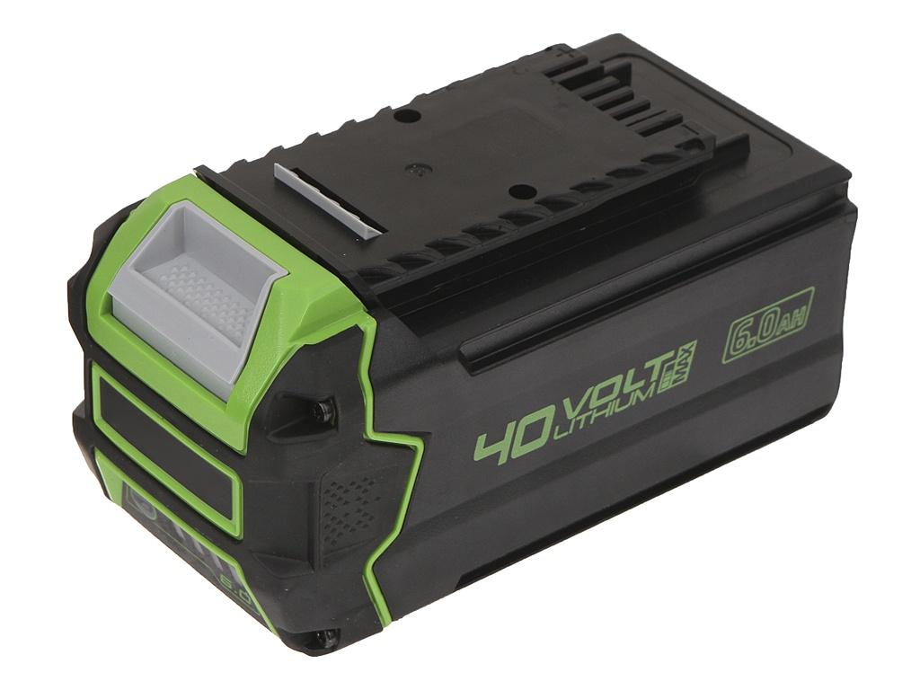 Аккумулятор Greenworks G40B6 40V 6Ah 2928907