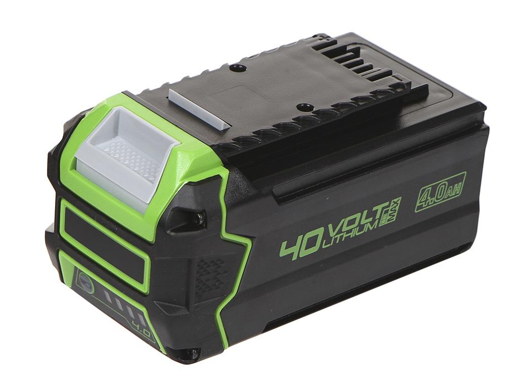 Аккумулятор Greenworks G40B4 40V 4Ah 2927007