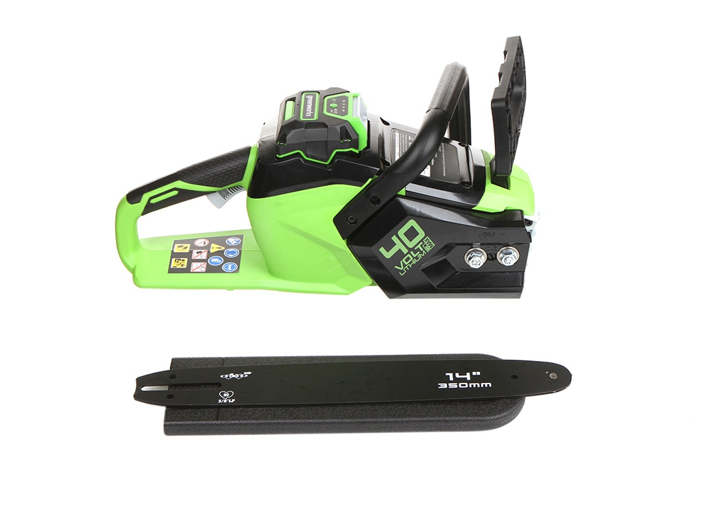 Пила Greenworks GD40CS15K4 2005707UB